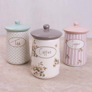 dekoratif porselen kavanoz modelleri