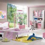 kız çocuk dekorasyon fikirleri