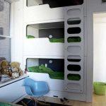 dar odalar için iki kişilik genç odaları