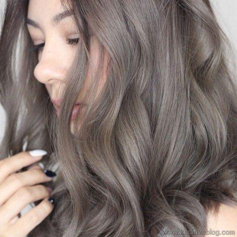küllü kumral saç rengi