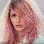 rose gold saç