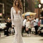 uzun nikah elbisesi vakko