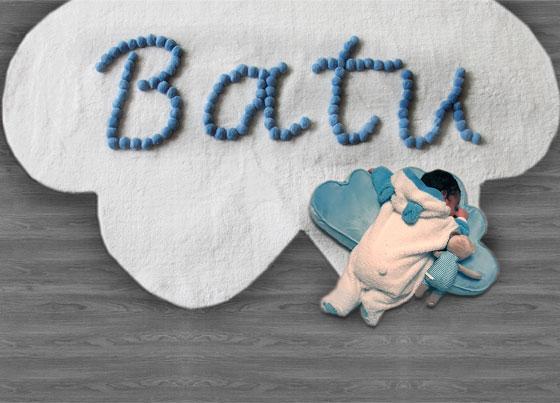 isim yazan bebek halıları