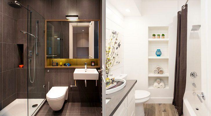 Küçük Banyolar İçin Akıllı Çözümler