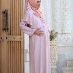 uzun hamile elbiseleri