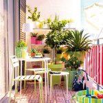 minik balkonlar için alternatifler