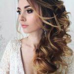 açık düğün saçı modelleri
