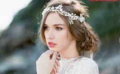 Nişan ve Düğün Saç Modelleri