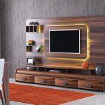 aydinlatmali tv ünite modelleri