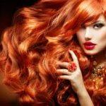 bakır kızıl saç renkleri