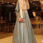 klos abiye elbise modeli