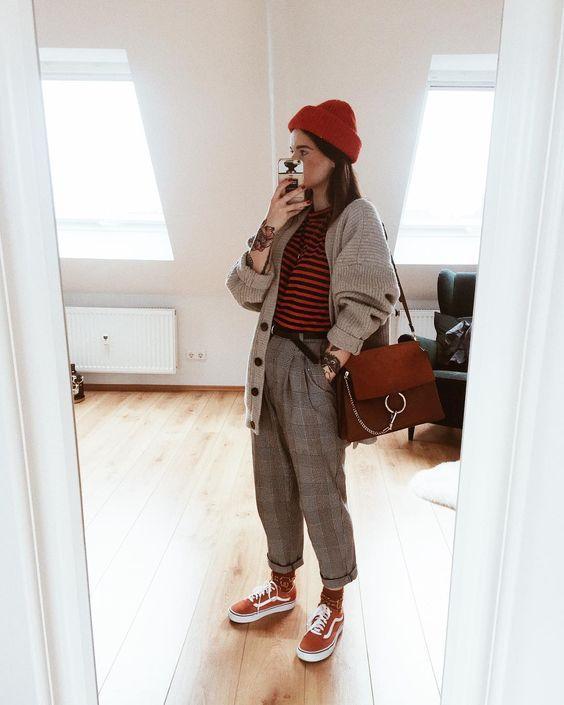 kışlık düz kesim pantolon modelleri