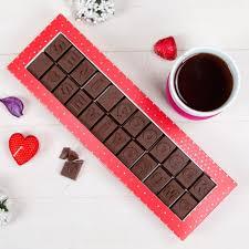 seni seviyorum cikolata