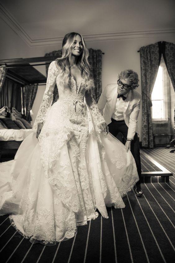 wedding dress 2019 modals