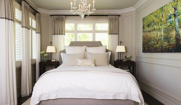 kücük yatak odasi dekorasyon modelleri