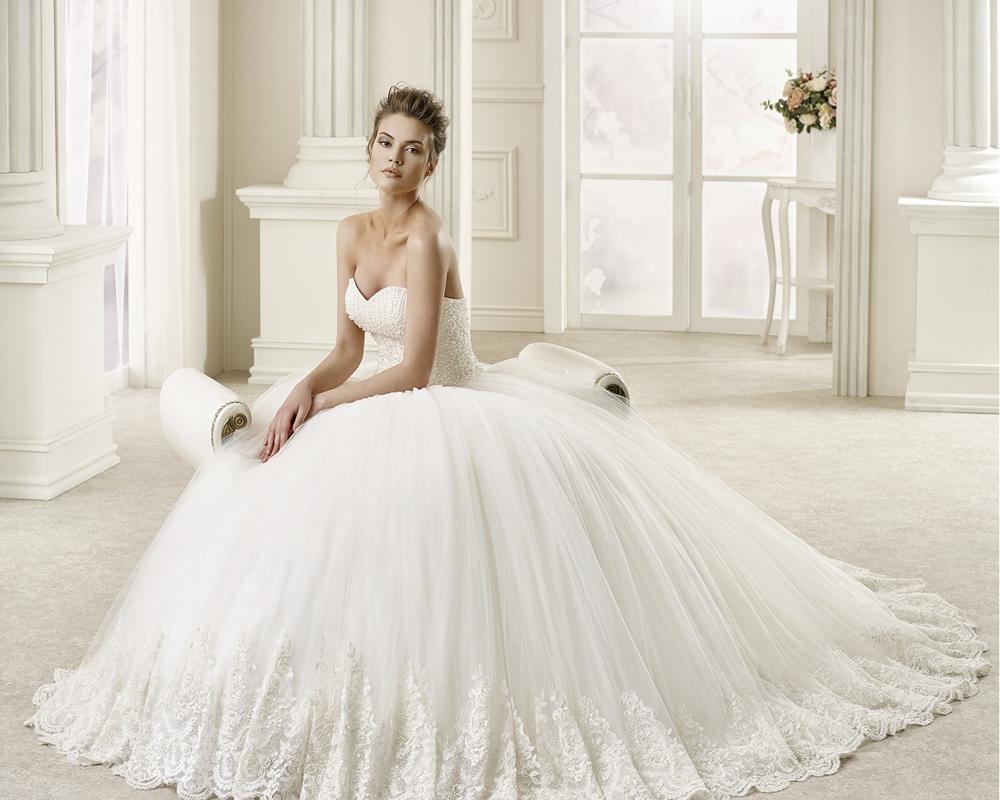 gelinlik modelleri prenses