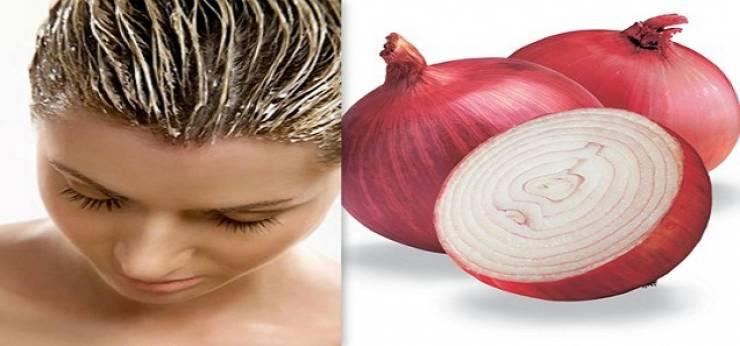 soğan suyu saça zarar verir mi?