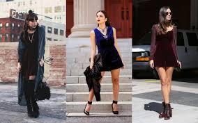 kadife kısa elbise modelleri