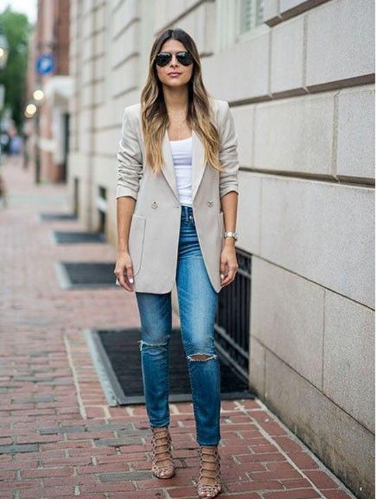 blazer ceket pantolon kombinleri