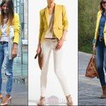 pantolon ve blazer ceket