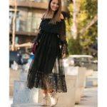 dantelli elbise modelleri