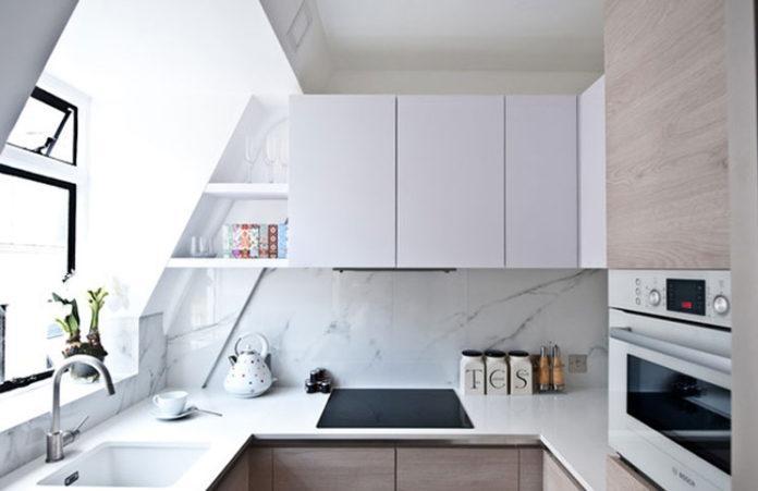 kücük mutfak dekorasyonu