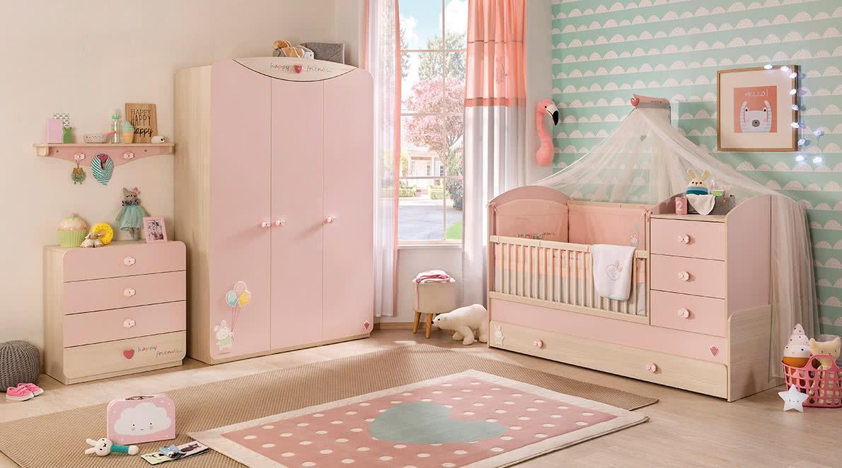 pembe bebek odalari
