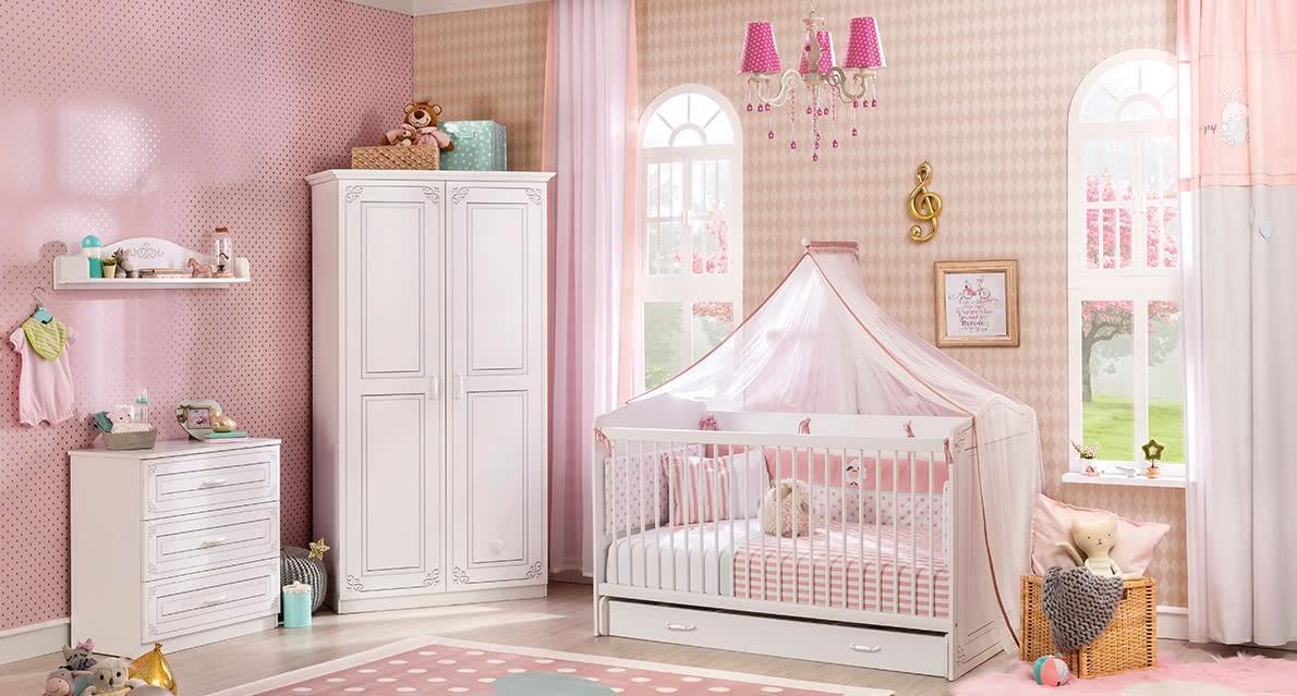 pembe bebek odasi