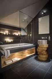 siyah banyo mum