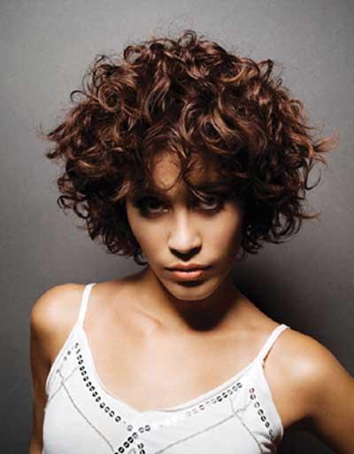 curly hair modals