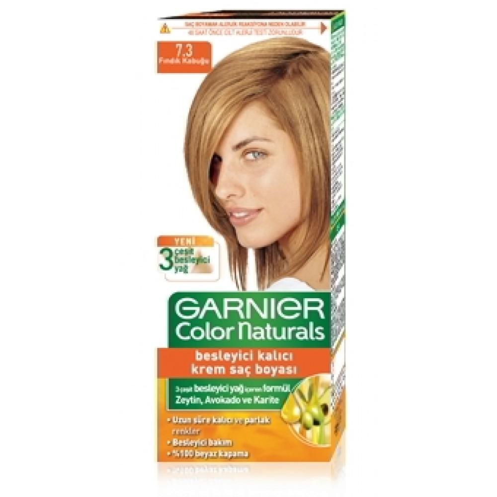 garnier saç boyası fındık kabuğu