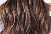 Kaplan Gözü Saç Rengi