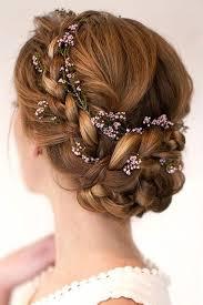 romantik gelin saçı modelleri