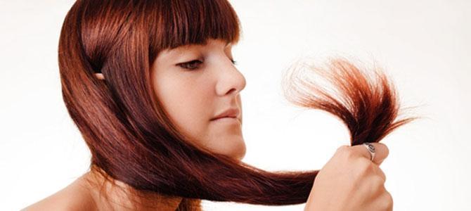 Saç Kırıkları Nasıl Giderilir?