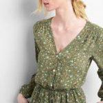 vintage uzun elbise modelleri
