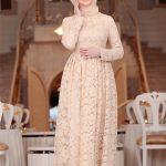 dantelli nikah elbise modelleri 2018
