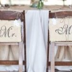 kumsal dügünü sandalyeleri