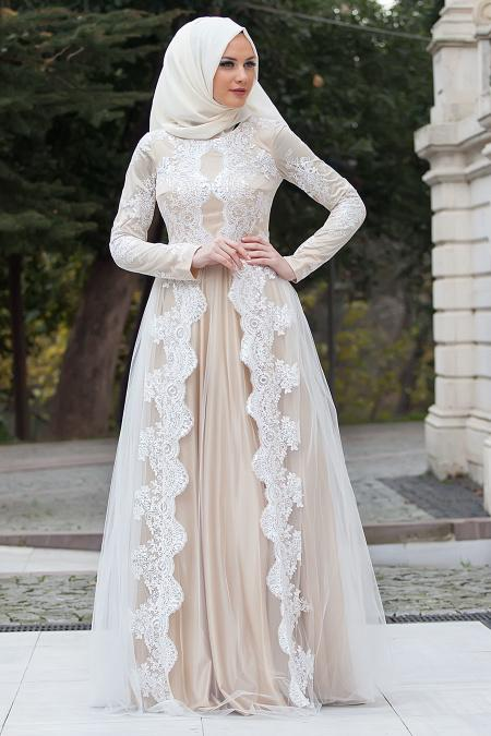 nikah elbise modelleri 2018