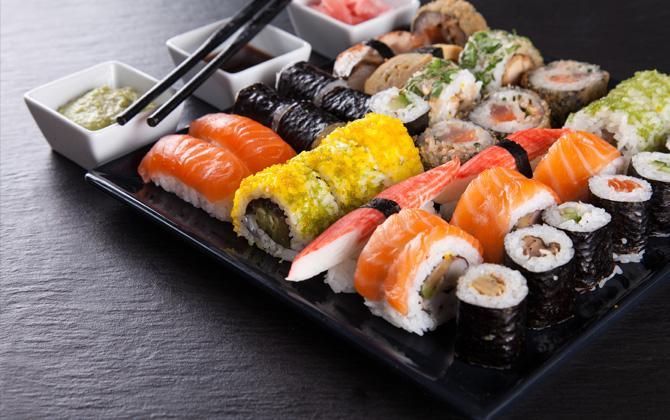 sushi ikram