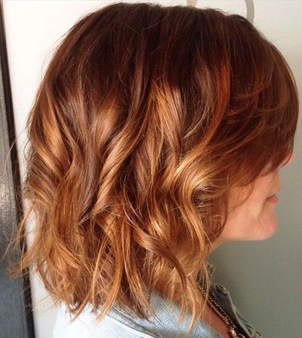 En Güzel Karamel Saç Renkleri