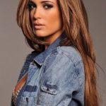 koyu karamel saç rengi ve modelleri