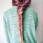 color hair knitting