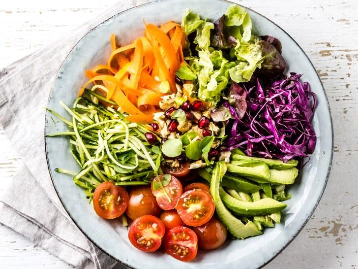 saglikli beslenme vegan diyeti