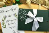 Düğün Davetiye Modelleri