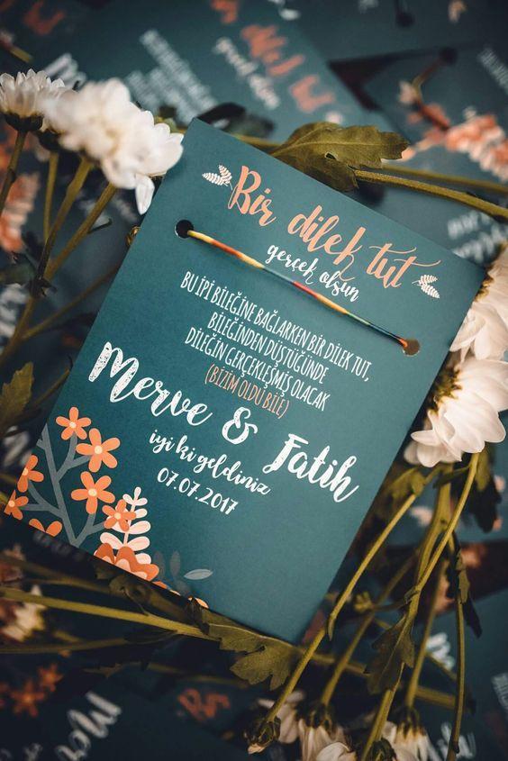 düğün davetiye modelleri 2019