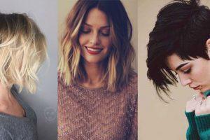 Modern Kısa Saç Modelleri