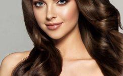 En Güzel Kahverengi Saç Renkleri