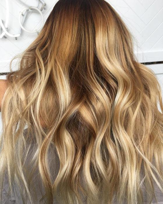 Sarı Saçın En Güzel Tonları Her Güne Bir Yudum Bilgi