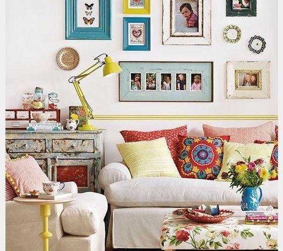 etnik ev dekorasyon önerileri