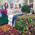 etnik yatak odası modelleri
